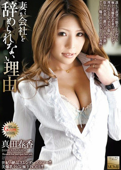 Haruka Sanada - Wife Can Not Leave Company