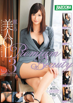 Kamihata Ichika - OL Premium Beauty Vol 3