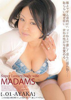 Super Luxury Body Wife MADAMS Vol 01